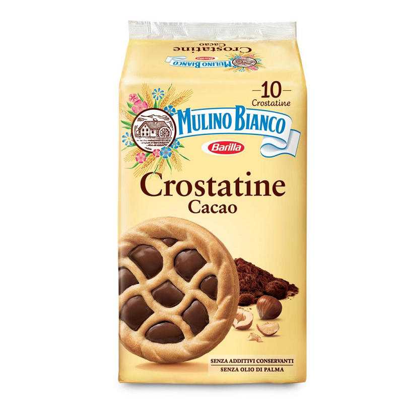 Crostatina Al Cacao Mulino Bianco Gr. 400 - Prontospesa.it
