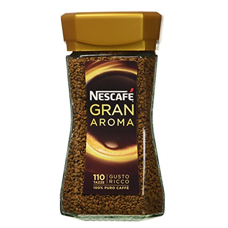 Nescafè Gran Aroma Gusto Ricco Gr 100 Prontospesa It